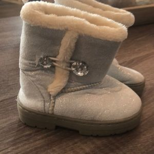 Other - Girls Silver boots